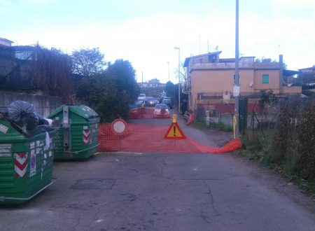CONTINUA IL DEGRADO AL VII MUNICIPIO DI ROMA