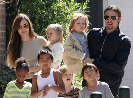 Brad Pitt e Angelina Jolie divorzio all'orizzonte