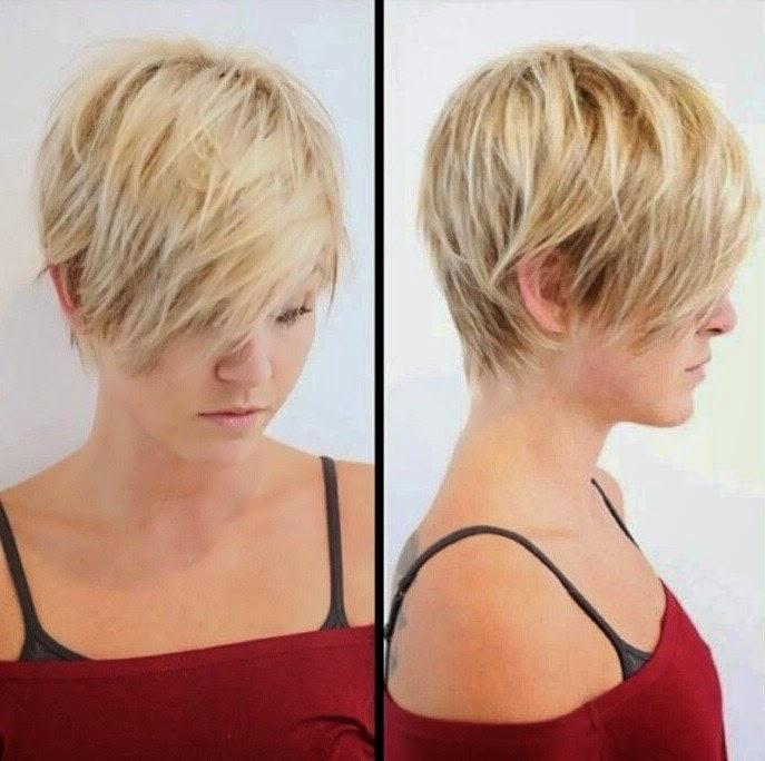 Taglio capelli donne corti