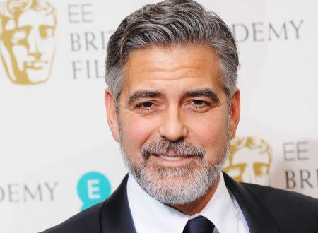 Olbia Lieve incidente stradale per George Clooney