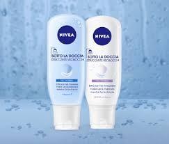 Guida al prodotto: struccante viso e occhi sotto la doccia Nivea