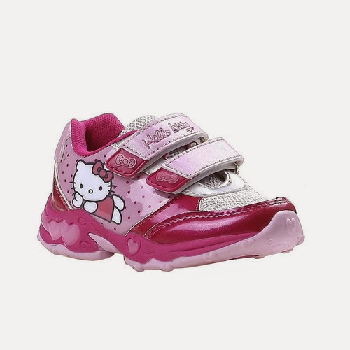 buy online 1cea9 32d39 SCARPE HELLO KITTY IN SALDO FINE STAGIONE DA BATA ...