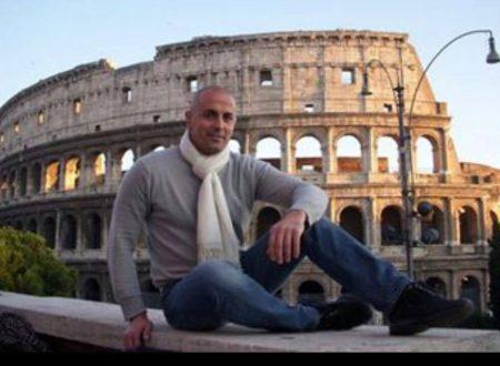 Daniele Contucci agente di Polizia avverte Roma Pericolosa