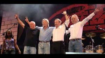 I Pink Floyd reunion per le donne di Gaza