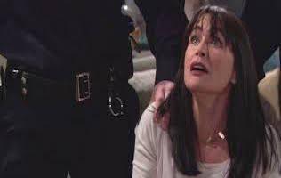 Beautiful anticipazioni Quinn viene arrestata