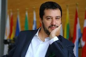 Matteo Salvini appoggia politica Donald Trump simpatizzante Putin