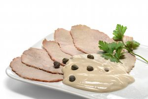 Vitello tonnato: ricetta e ingredienti