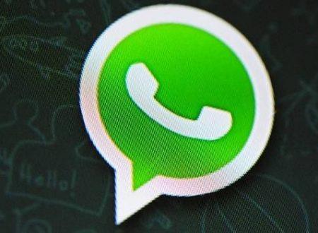 Rivoluzione WhatsApp tasto Revoke