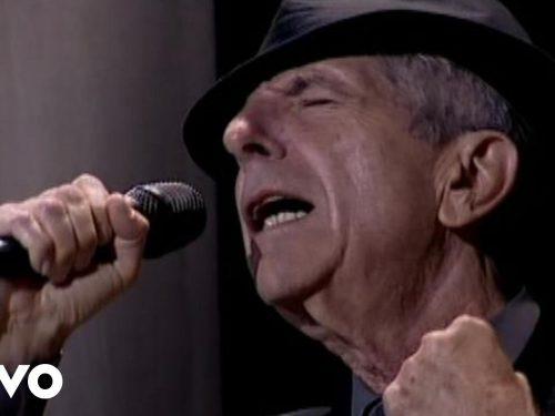 In ricordo di Leonard Cohen : In My Secret Life, con testo e video ufficiale