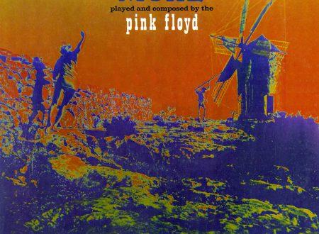 """I Pink Floyd pubblicano il video di """"Green is the Colour""""."""