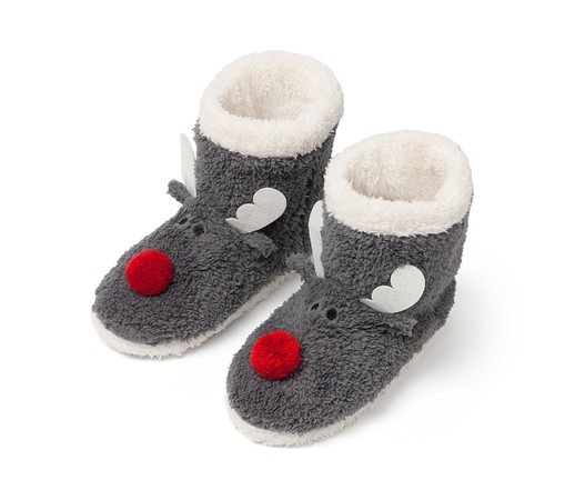 Idea regalo natale 2016 pantofole 39 yamamay 39 donna for Pantofole natalizie