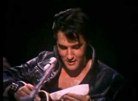 Ricordando Elvis Presley : Don't, con testo e video