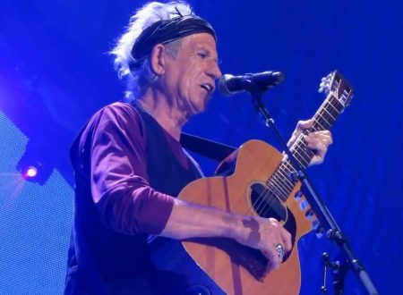 Keith Richards compie 74 anni: Rolling Stones – The Spider And The Fly