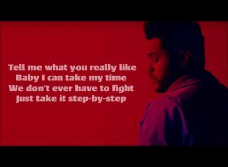 THE WEEKND – I Feel It Coming (feat. Daft Punk)