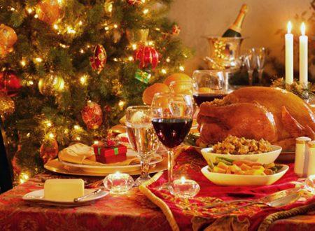 Antipasti 5 diversi sapori pranzo Natale Capodanno foto