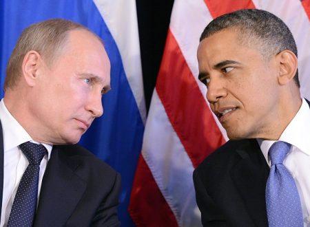 Barack Obama Vladimir Putin gettano basi nuova guerra fredda?