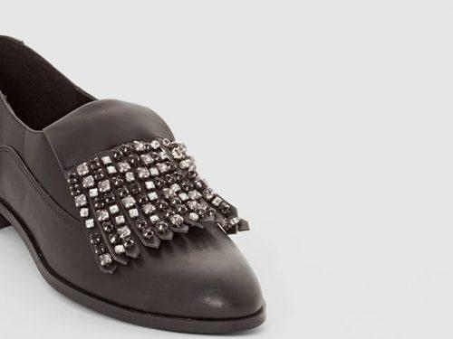 Scarpe 'derby gioiello in saldo su La Redoute