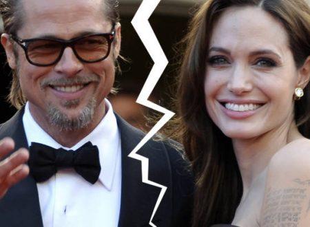 Brad Pitt e Angelina Jolie:accordo privacy divorzio