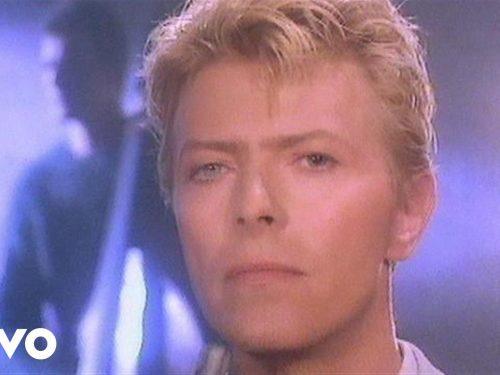 David Bowie – Never Let Me Down, con testo e video