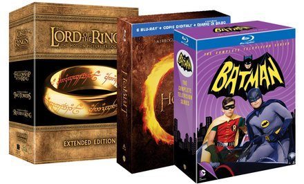 Warner Bros Collection da 29,90 euro