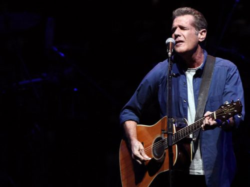 Ricordando Glenn Frey : You Belong to the City, testo e video ufficiale