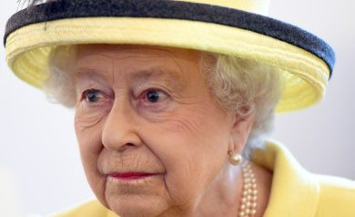 Le spese natalizie della Regina Elisabetta II