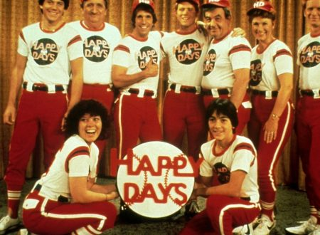 Happy Days mitica serie televisiva debutta 15 gennaio 1974