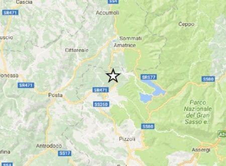 Terremoto scossa sismica magnitudo 5.4 Centro Italia Umbria Lazio Marche