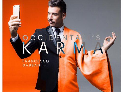 Francesco Gabbani con Occidentali's Karma vince il Festival di Sanremo