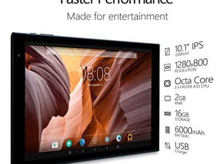 Consigli per gli acquisti Tecnologia Alldaymall Tablet 10.1 pollici