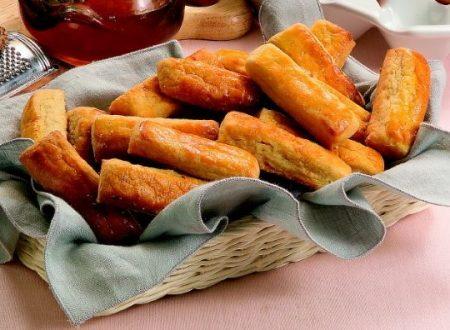 Biscottini sfiziosi dolci di patate delizioso breakfast mattutino