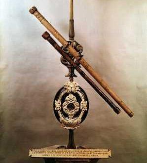 Accadde Oggi Galileo Galilei pubblica scoperta satelliti di Giove tramite telescopio galileiano 12 marzo 1610