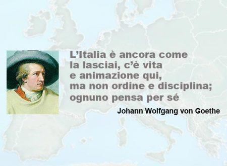 Accadde Oggi Johann Wolfgang Goethe drammaturgo scrittore poeta muore 22 marzo 1832 Biografia