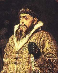Accadde Oggi Ivan il Terribile primo Zar Russia muore 18 marzo 1584 Biografia