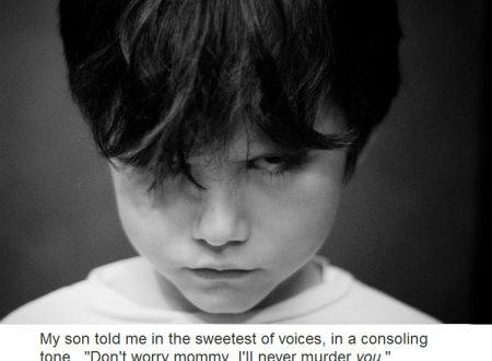 4 frasi agghiaccianti dette dai bambini