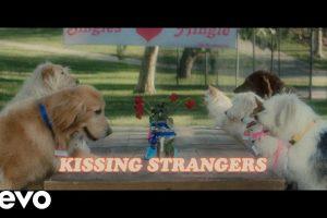 DNCE – Kissing Strangers (feat. Nicki Minaj), con testo e video