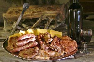 Itinerario eno-gastronomico 2017 Piemonte tra colline laghi agriturismo