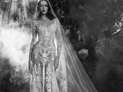 Abiti da sposa collezione 2017 Zuhair Murad femminilità sensuale provocatrice Foto