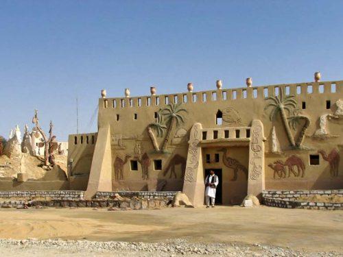 Deserto Occidentale Egitto Oasi di Farafra itinerario per spiriti selvaggi e liberi