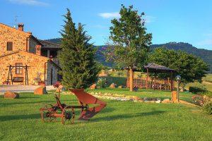 Agriturismo vacanze intelligenti scoprendo la qualità della vita