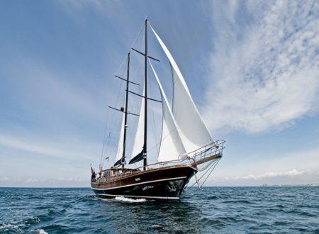 Costa Turchese in Caicco solcando Mar Mediterraneo Vacanza alternativa