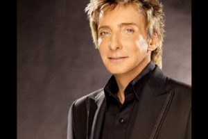 Auguri a Barry Manilow: I Write The Songs