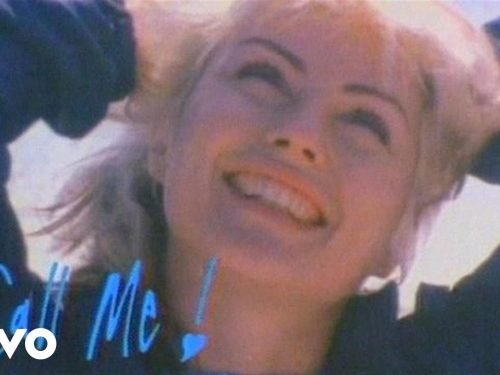 Buon compleanno Debbie Harry : Rush Rush, testo e video
