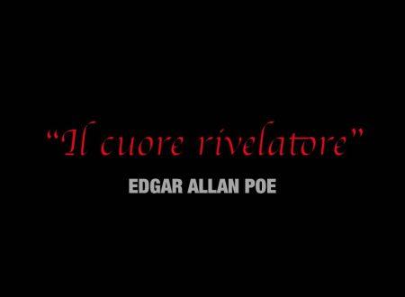 Audiolibro Il Cuore Rivelatore di Edgar Allan Poe