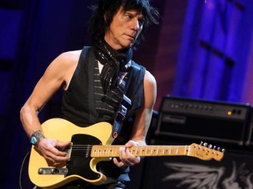 Auguri a Jeff Beck : I Can't Give Back The Love I Feel For You, testo e video