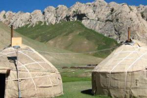 Kirghizistan trekking percorsi naturalistici quando andare cosa vedere