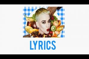 Katy Perry – Bon Appétit ft. Migos, con testo e video