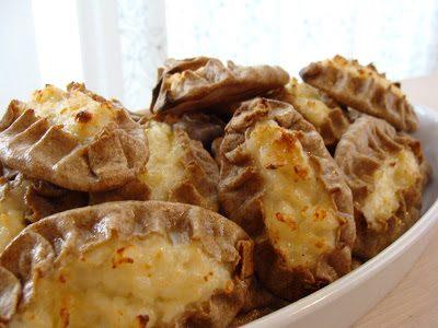 Le Tortine di Carelia (Karjalaupikirat) finlandesi