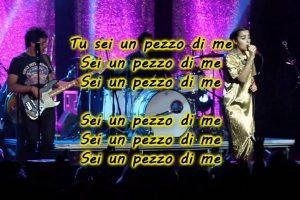 Levante –  Pezzo di me (feat. Max Gazzè)