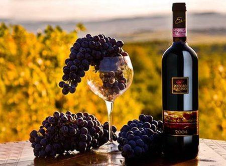Brunello di Montalcino vino pregiato italiano caratteristiche